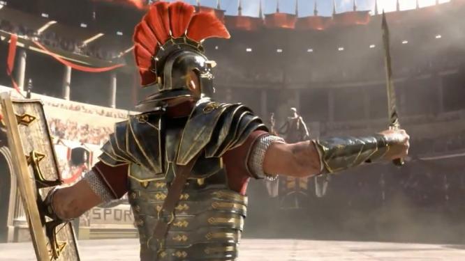 gladiator spiel pc