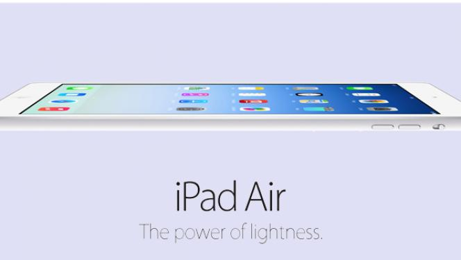 Apple's iPad is Air at Stiftung Warentest par with the iPad mini in second place.
