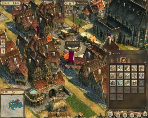 Скриншоты Anno 1404.