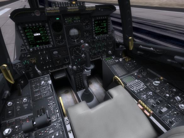Kampfflug-Simulations-Fans dürfen sich ab sofort in den A-10C setzen