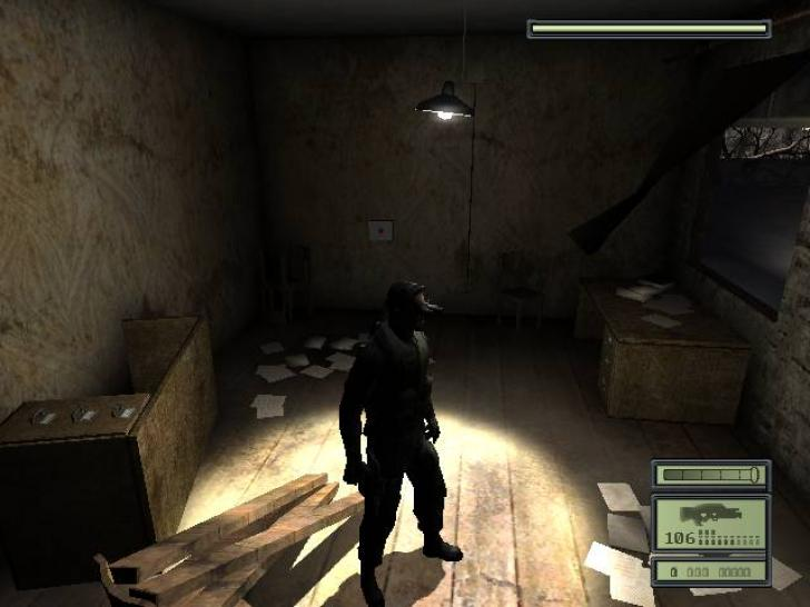 Splinter Cell spielt oft in schattigen Arealen.