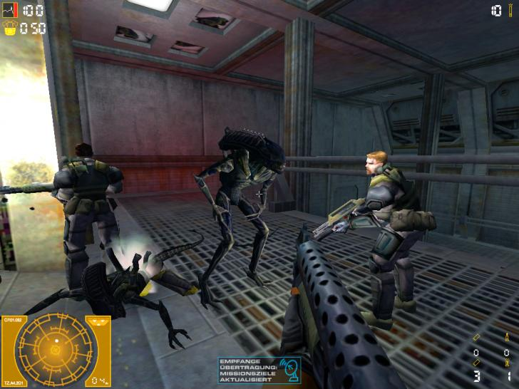 Screenshot zu Alien vs. Predator: Primal Hunt