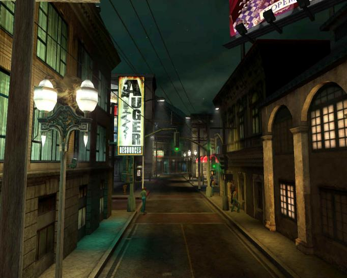 Vampire: The Masquerade - Bloodlines (1)