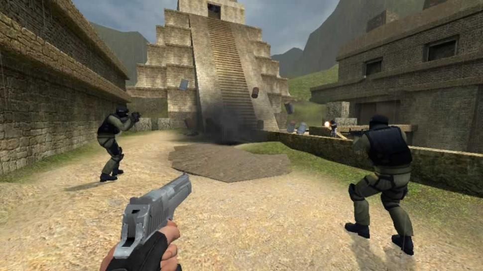 Platz 20: Counter-Strike Source (Unverändert)