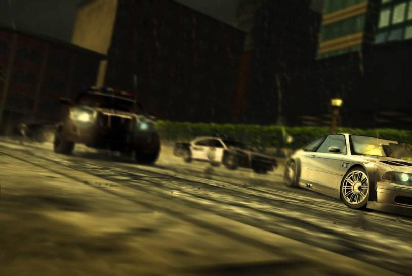 Hier gibt es Screenshots aus Need for Speed: Most Wanted. (1)