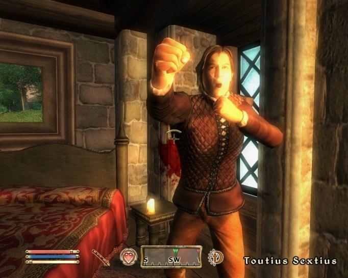 1) через торрент The Elder Scrolls IV Oblivion - Золотое издание.