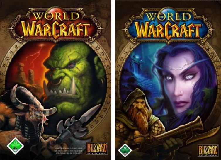 Полная версия клиента World of Warcraft Wrath of the Lich King. версия 3.0.1