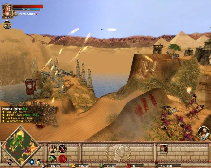 Rise and Fall: Civilizations at War in der ersten Preview [PC Games vor 5 Jahren]. (1)