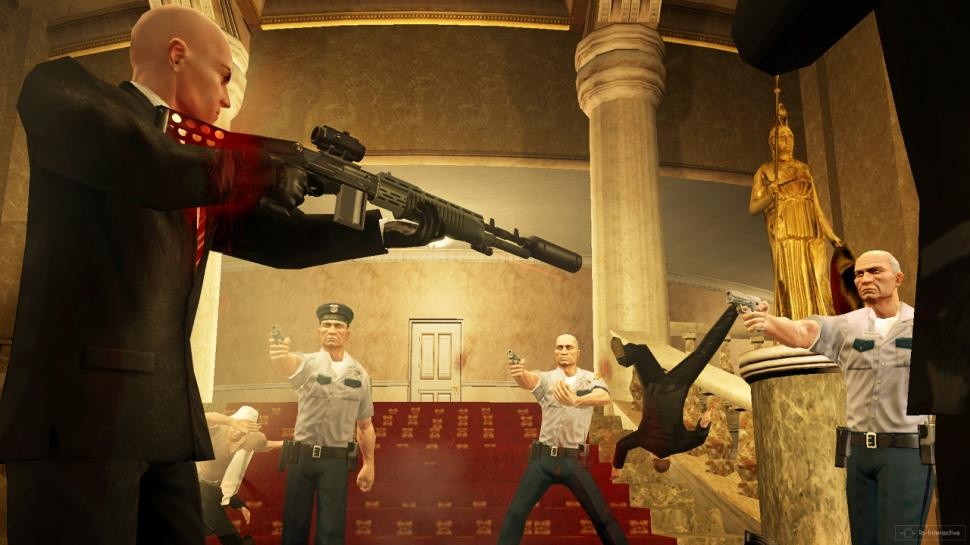 Hitman: Blood Money - Screenshot (1)