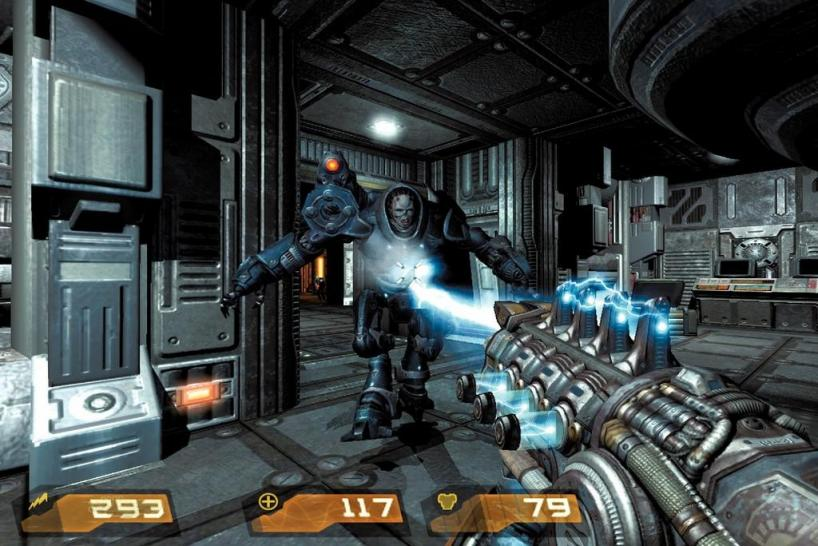 Screenshot zu Quake 4