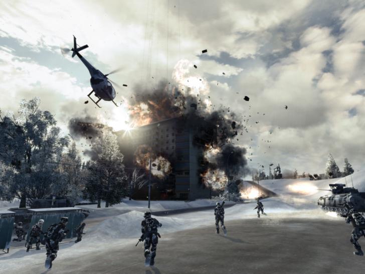 Diese Screenshots Zu World In Conflict Erschienen Heute Vor Funf Jahren 1