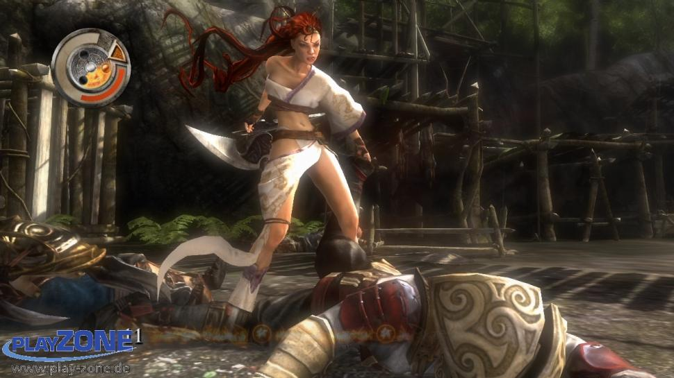 Heavenly Sword 2 Fur Ps4 Bei Guerrilla Games In Entwicklung