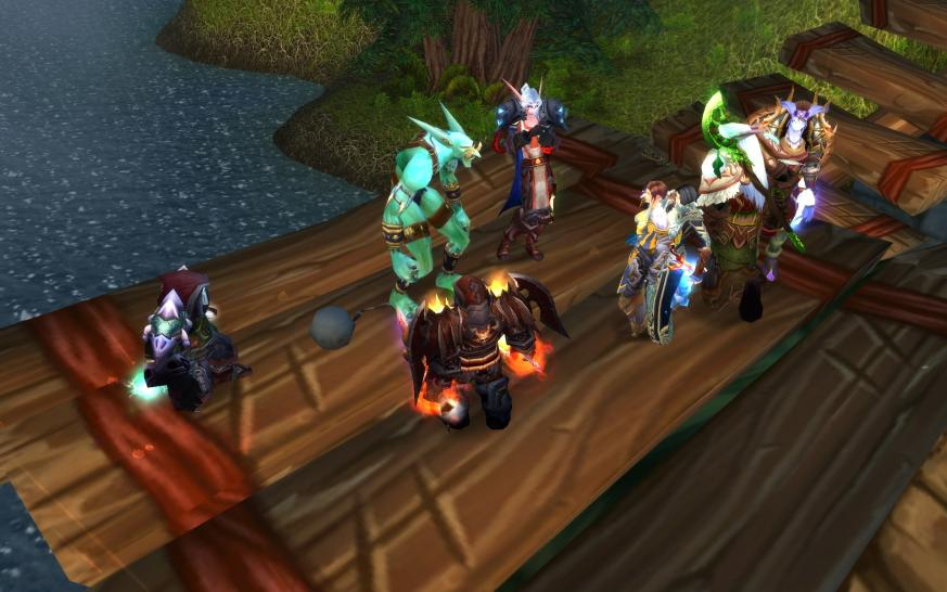 World of Warcraft: Macht aus Nerds Leader?!? (1)