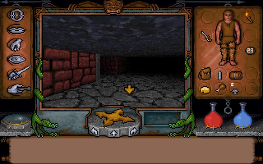 Ultima Underworld, 1992