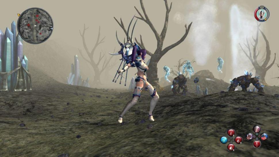 Xbox 360 Князь тьмы 2: Падший ангел / Sacred 2: Fallen Angel.