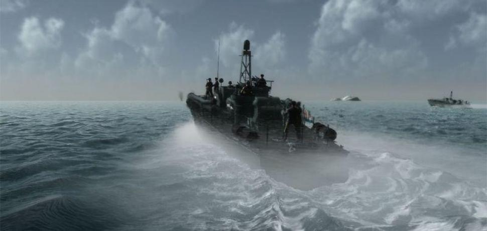 Screenshots aus PT Boats: Knights of the Sea. (1)