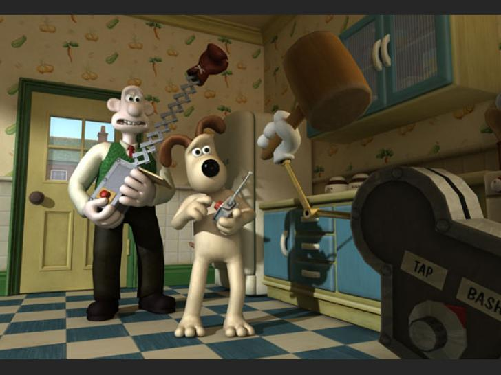 Screenshots zu Wallace & Gromit's Grand Adventures (1)