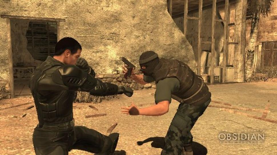 Screenshot zu Alpha Protocol. (1)