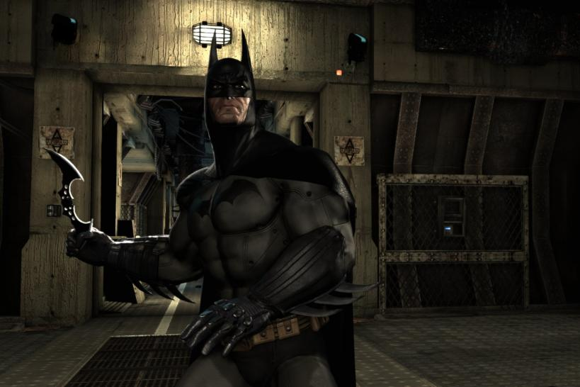 Screenshot-Scans zu Batman: Arkham Asylum. (1)
