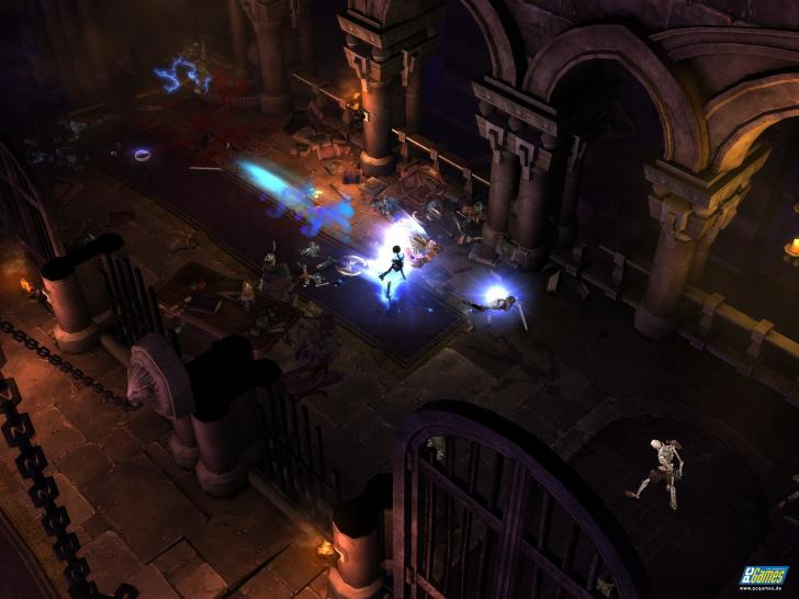 Screenshot aus Diablo 3. (1)