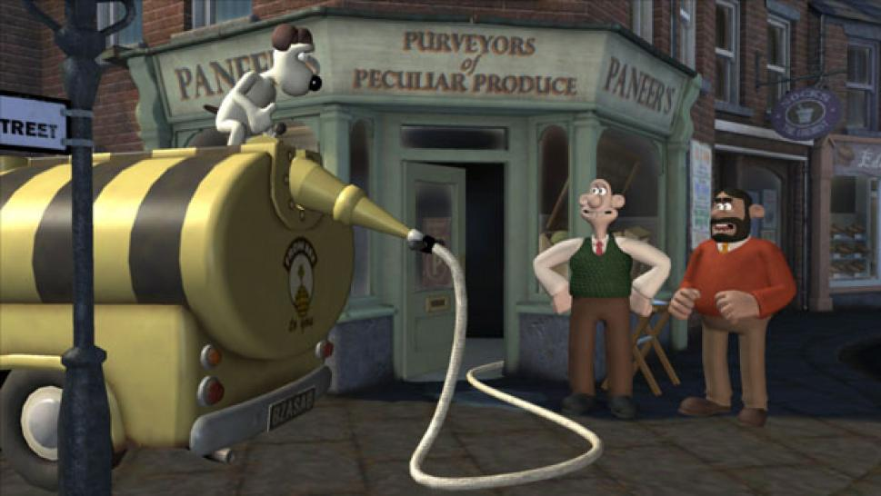 Wallace & Gromit's Grand Adventures wurde aus den Download-Angeboten entfernt. (1)