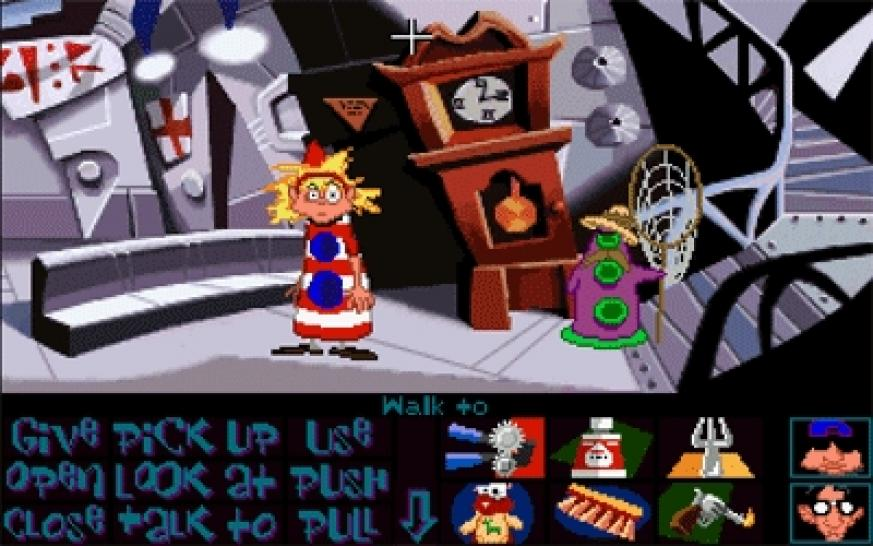 Day of the Tentacle als HD-Remake? (1)