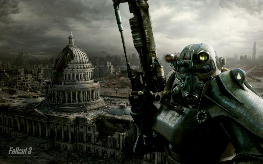 Fallout 3:CG-Render