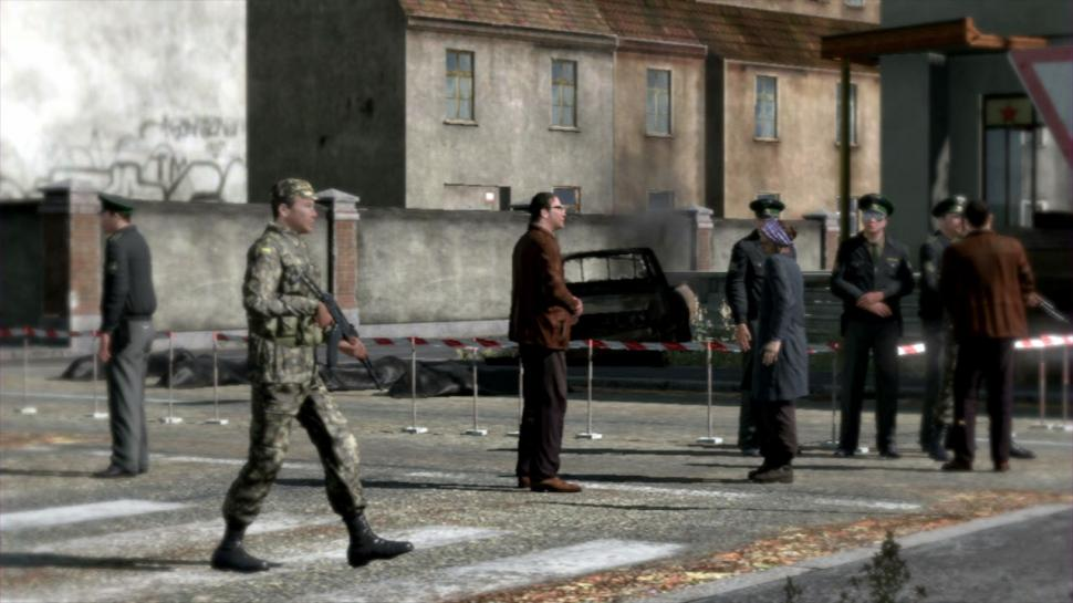 Screenshot zu ArmA 2. (1)