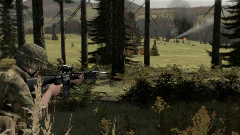 Armed Assault 2-Screenshot