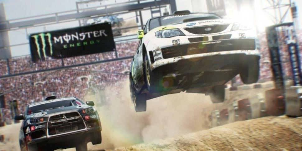 1. Neuer Screenshot zu Colin McRae: Dirt 2