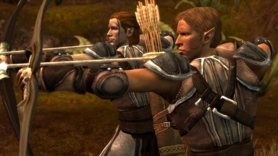 Screenshot zu Dragon Age: Origins. (1)