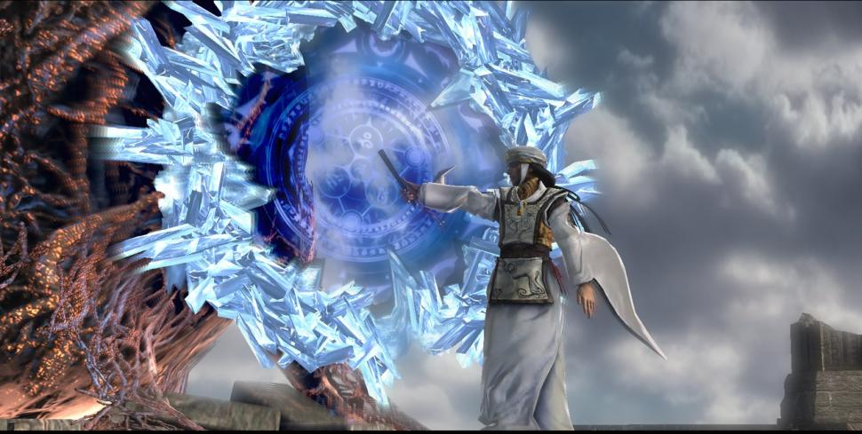 The Last Remnant: Screenshot aus der PC-Version (1)