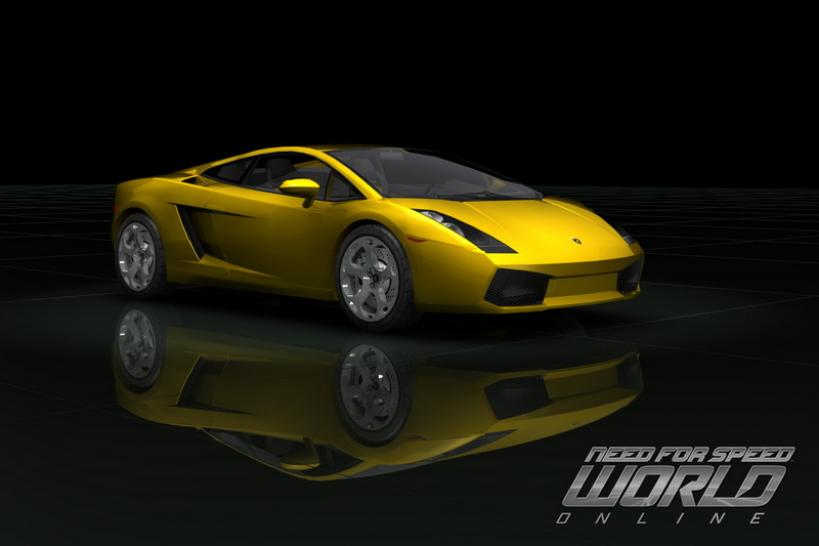 Need for Speed: World Online - Lamborghini Gallardo