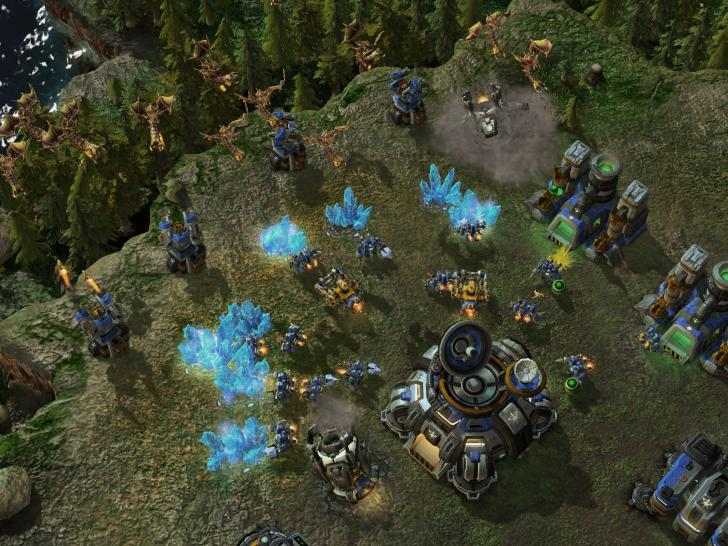 Starcraft 2-Screenshot