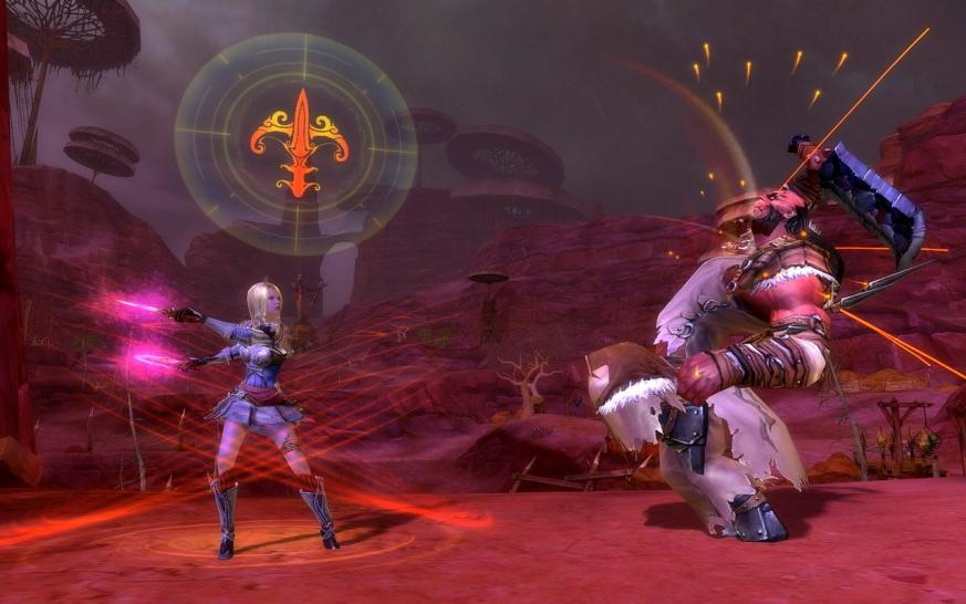 Screenshots zu Aion: The Tower of Eternity.