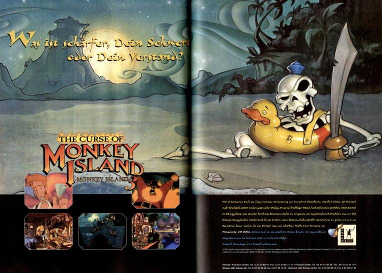 The Curse of Monkey Island: Instant Classic!