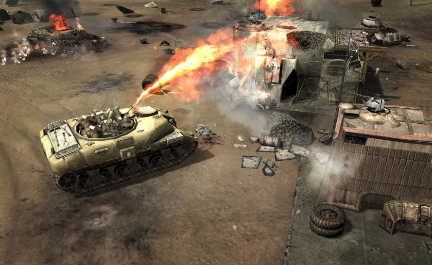 Screenshots zu Company of Heroes: Tales of Valor. (1)