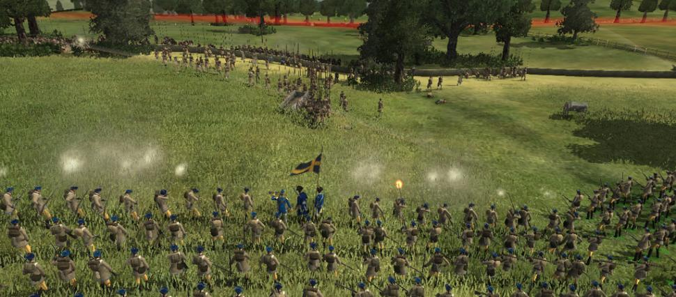Screenshots aus Empire: Total War.
