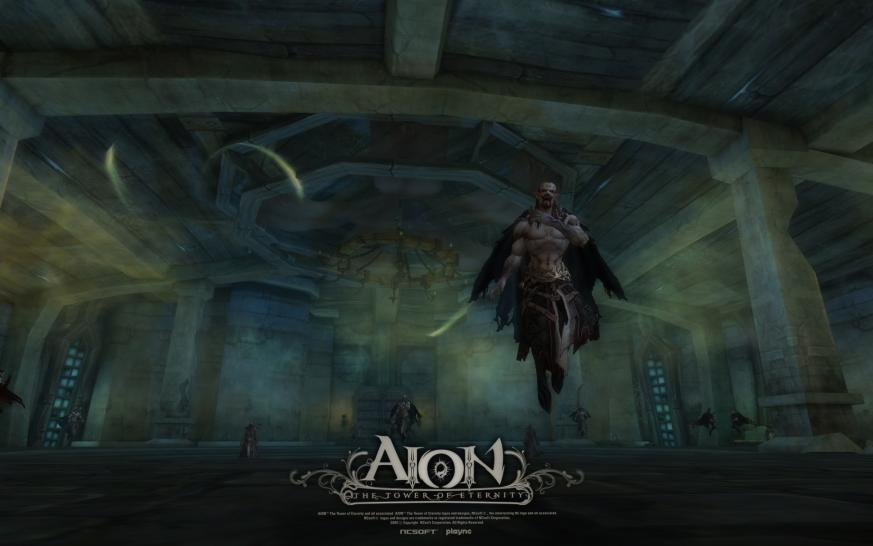 Aion: The Tower of Eternity Screenshot (1)