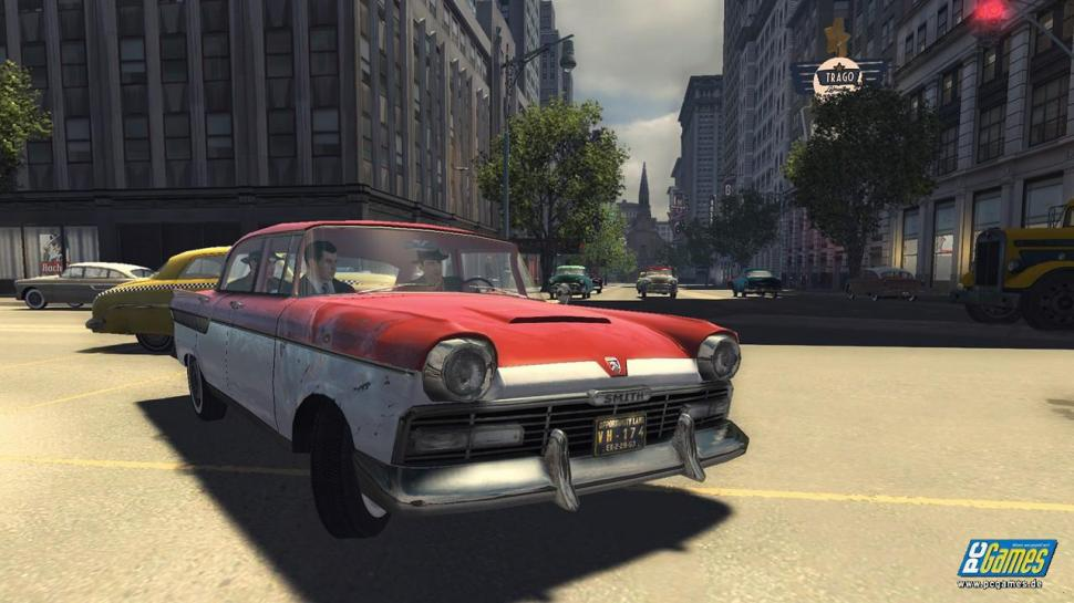 Screenshots zu Mafia 2. (1)