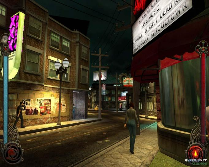 Screenshots aus Vampire: The Masquerade - Bloodlines (1)