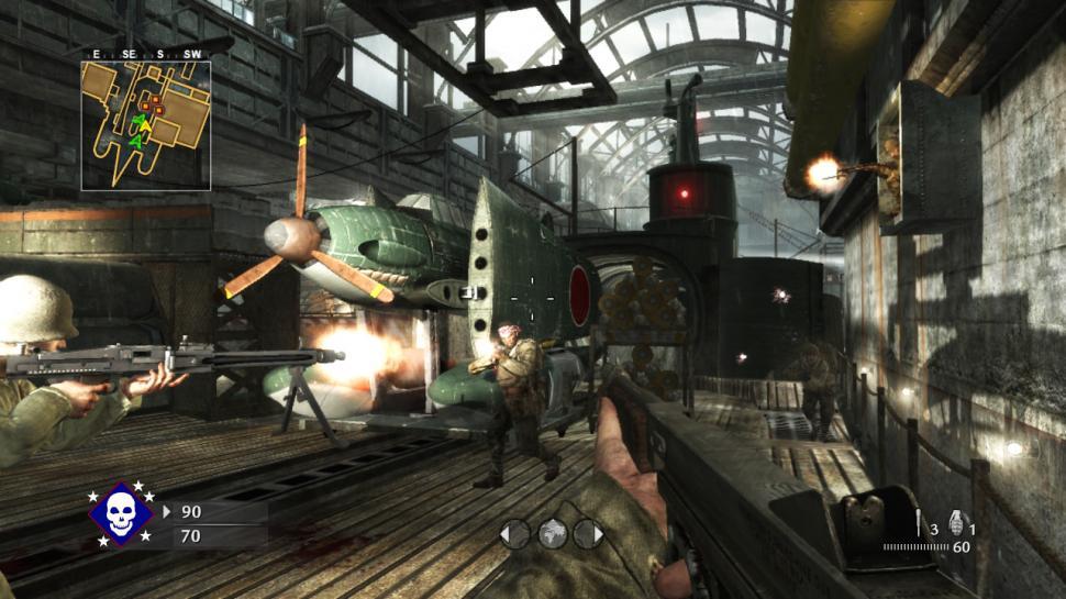 Call of Duty: World at War-Download: Patch v1.5 erscheint ...