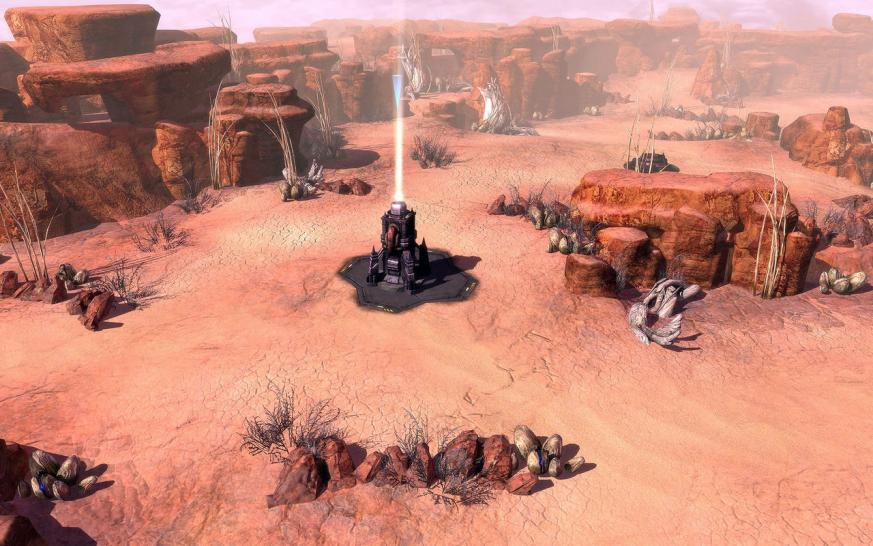 Dawn of War 2-Update: Medean Cliff Mines-Screenshot