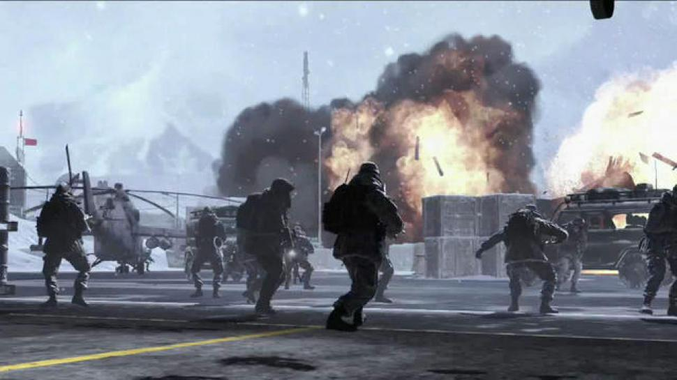 Call of Duty: Modern Warfare 2-Screenshot (1)