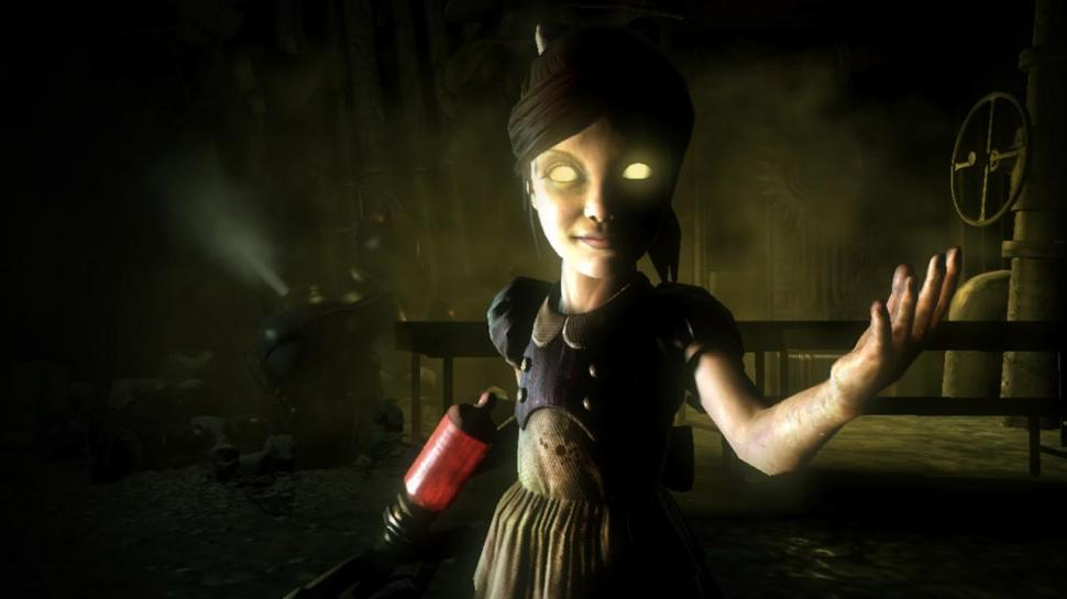 Screenshots aus dem Ego-Shooter Bioshock 2.