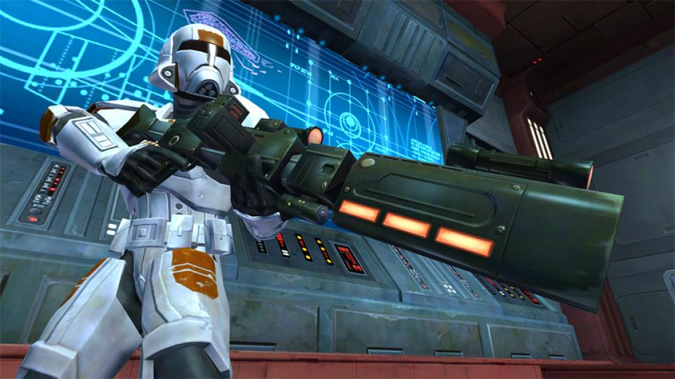 Star Wars: The Old Republic - So spielt sich der Trooper (1)