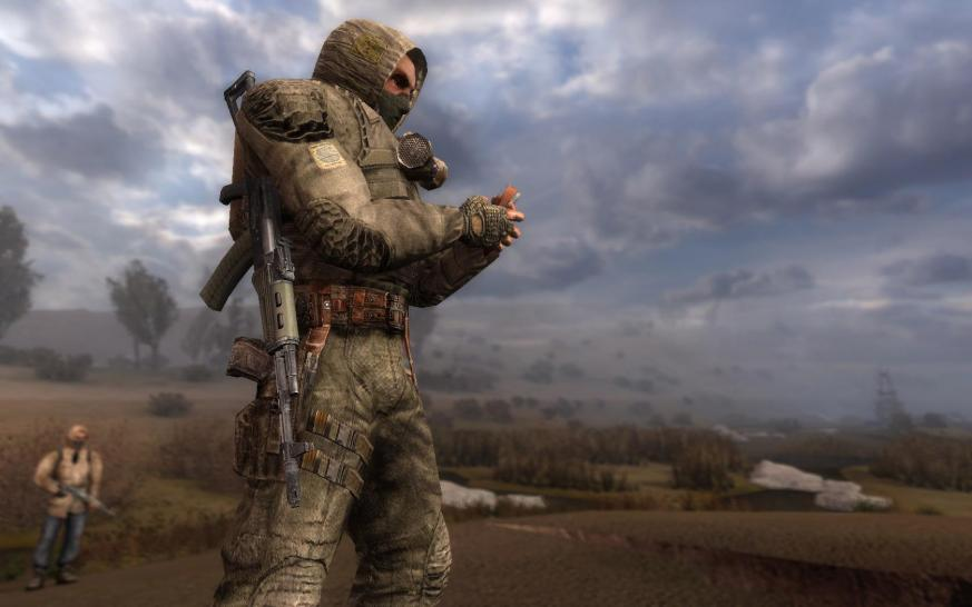 Screenshots zu S.T.A.L.K.E.R.: Call of Pripyat. (1)