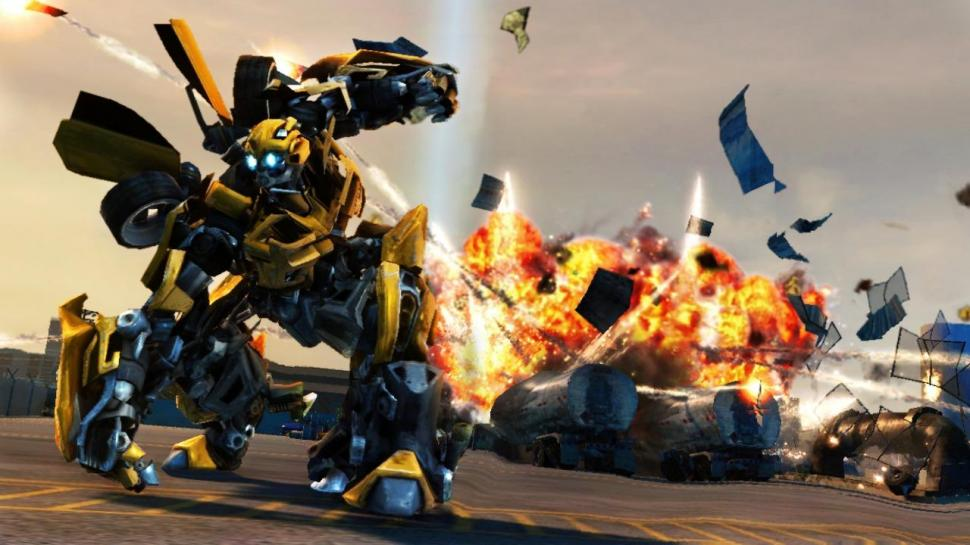 Screenshots zu Transformers: Revenge of the Fallen. (1)