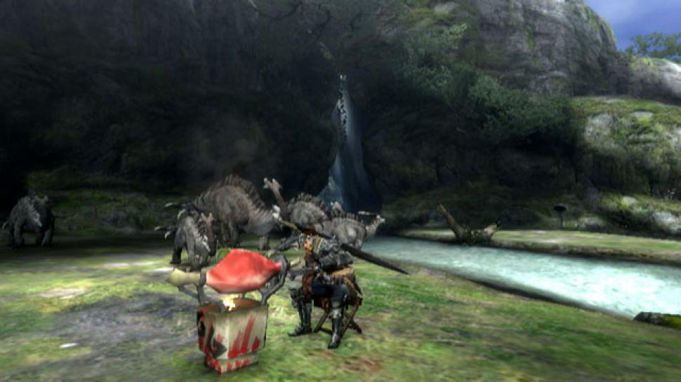 Monster Hunter 3: Ultimate - Bilder aus der Wii-Version des Spiels (1)