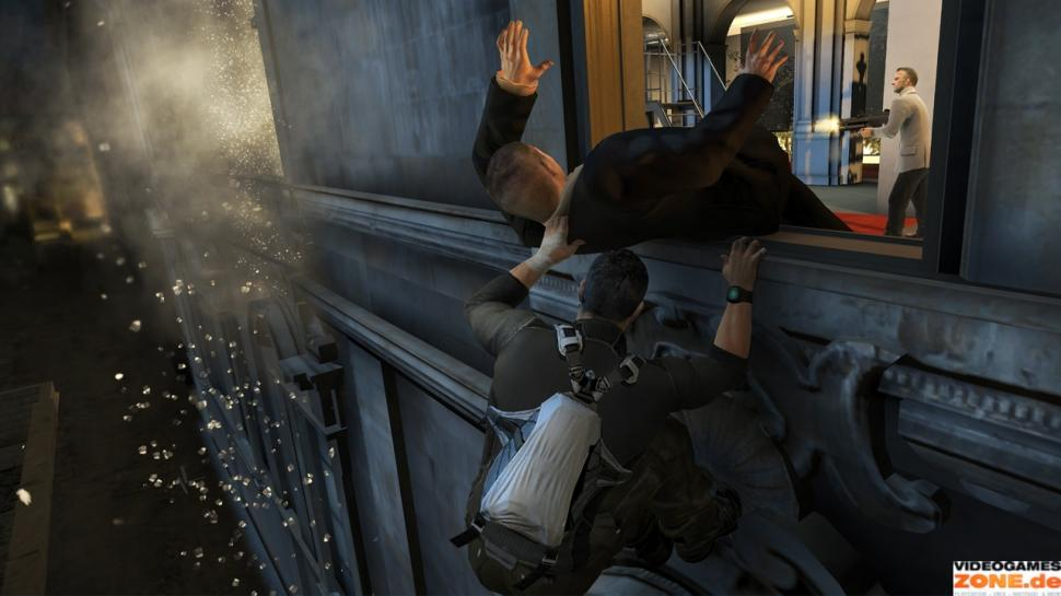 Screenshots zu Splinter Cell: Conviction.